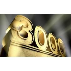 Le concours des 3000 fans